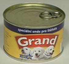Jeseničan GRAND konz. štěně speciální mas.směs 405g