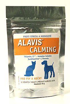 UNIVIT s.r.o. Calming pro psy a kočky 45g