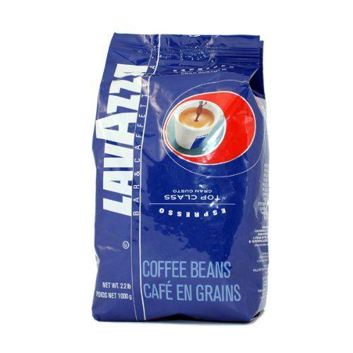 Lavazza Top Class zrnková káva 1kg cena od 349 Kč