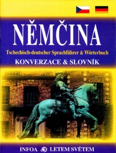 Jana Navrátilová: Němčina - Konverzace + slovník - 2.vydání cena od 98 Kč