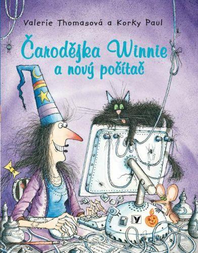 Valerie Thomasová, Paul Korky: Čarodějka Winnie a nový počítač cena od 38 Kč