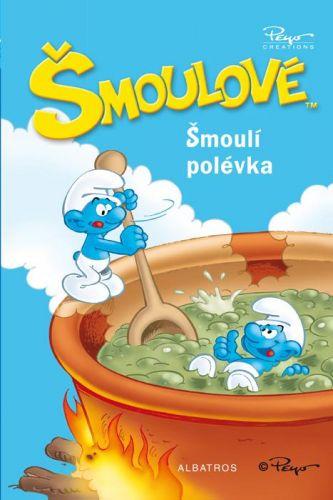 Peyo: Šmoulí polévka cena od 100 Kč