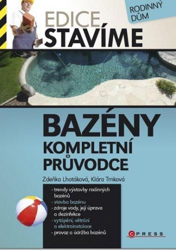 Zdeňka Lhotáková, Klára Trnková: Bazény cena od 60 Kč