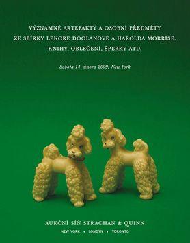 Leanne Shapton: Významné artefakty a osobní předměty ze sbírky Lenore Doolanové a Harolda Morrise. Knihy, oblečení, šperky atd. cena od 158 Kč