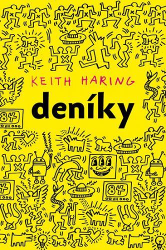 Keith Haring: Deníky cena od 243 Kč