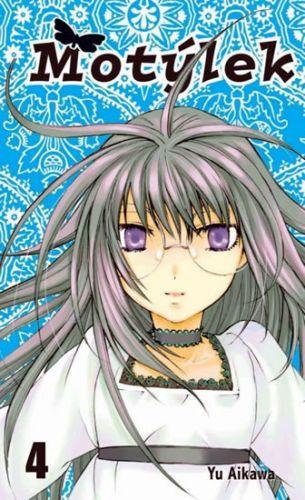 Yu Aikawa: Motýlek 4 - Manga cena od 210 Kč