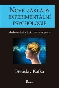 Poznání Nové základy experimentální psychologie cena od 346 Kč