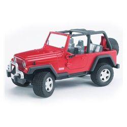 Bruder Jeep Wrangler cena od 544 Kč