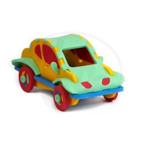 Malý génius Autíčko 3D cena od 179 Kč