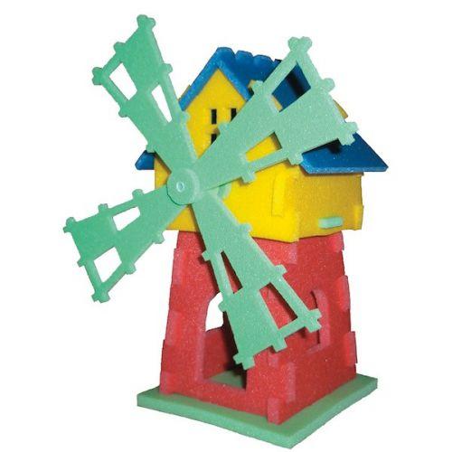 Malý génius Mlýn 3D cena od 189 Kč