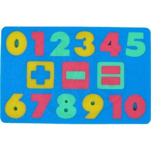 Malý génius Čísla