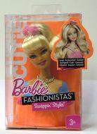 Hasbro Fashionistas SS Cutie hlava Barbie - vyměnitelná cena od 0 Kč