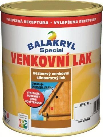 BALAKRYL VENKOVNÍ LAK V1640