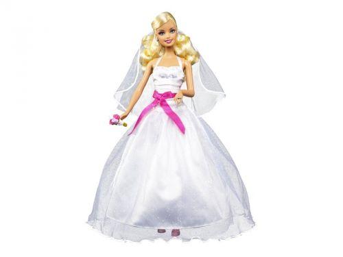 Mattel Barbie Nevěsta cena od 418 Kč