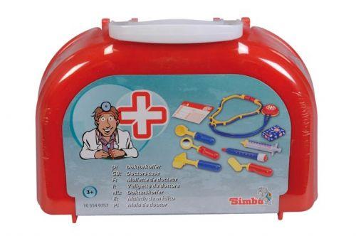 Simba Doktorský kufřík, 9 dílů cena od 149 Kč