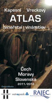 DonauMedia Kapesní atlas vinařství cena od 213 Kč