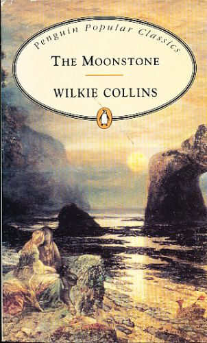 XXL obrazek Collins Wilkie: The moonstone