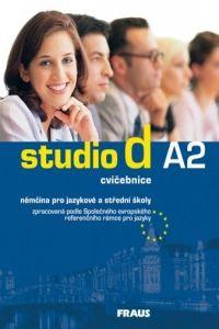 Kolektiv autorů: Studio d A2/2 cena od 113 Kč