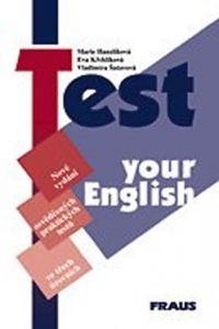 Test your English cena od 95 Kč
