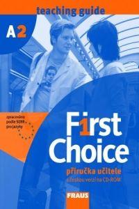 Kolektiv autorů: First Choice A2 cena od 103 Kč