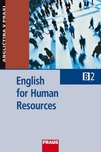 Martina Hovorková, Pat Pledger: English for Human Resources cena od 204 Kč