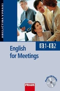 English for Meetings cena od 205 Kč
