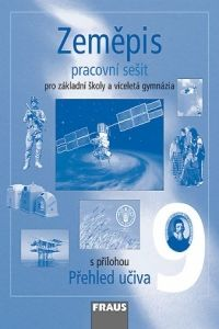 Petra Prokopová-Machalová: Zeměpis 9 - Pracovní sešit cena od 64 Kč