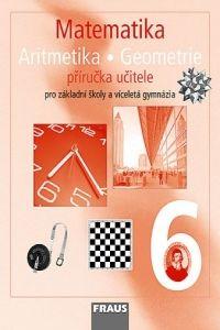 Matematika 6 - Příručka učitele cena od 258 Kč