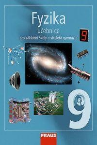 FRAUS Fyzika 9 cena od 189 Kč