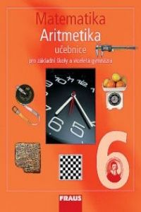 Helena Binterová: Matematika Aritmetika 6 cena od 98 Kč