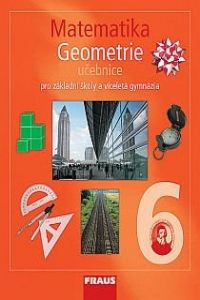 Matematika 6 - Geometrie cena od 95 Kč
