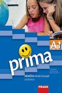 Jin Friederike, Lutz Rohrmann, Milena Zbranková: Prima A1/díl 1 - učebnice cena od 153 Kč