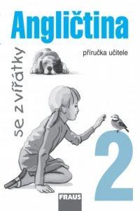 Davidová Jana: Angličtina se zvířátky 2 cena od 224 Kč