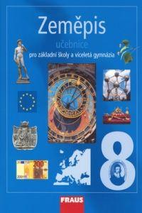 FRAUS Zeměpis 8 Učebnice cena od 159 Kč