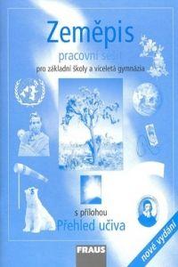 Kolektiv autorů: Zeměpis 6 Pracovní sešit cena od 63 Kč