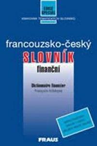Francouzsko - český finanční slovník cena od 353 Kč