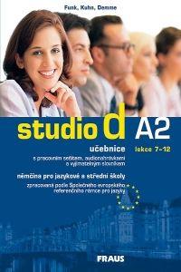 Kolektiv autorů: Studio d A2/2 cena od 172 Kč