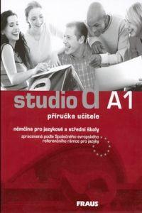 Kolektiv autorů: Studio d A1 cena od 287 Kč