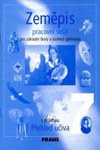 Alice Kohoutová, Kolektiv autorů: Zeměpis 7 Pracovní sešit cena od 65 Kč