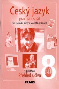 Zdeňka Krausová, Martina Pašková: Český jazyk 8 cena od 65 Kč