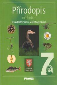 Věra Čabradová: Přírodopis 7 Učebnice cena od 116 Kč