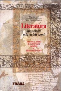 Jitka Fenclová: Literatura španělsky mluvících zemí cena od 141 Kč