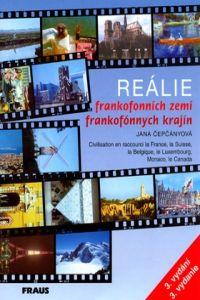 Jana Čepčányová, Jana Čepčányová: Reálie frankofonních zemí cena od 99 Kč