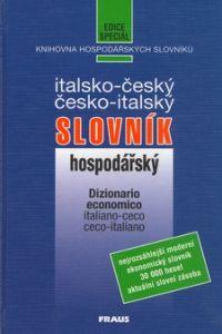 FRAUS Italsko - český, česko - italský hospodářský slovník cena od 0 Kč