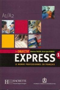 FRAUS Objectif EXPRESS UČ + audio CD cena od 212 Kč