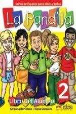 FRAUS La pandilla 2, komplet učebnice s pracovním sešitem cena od 462 Kč