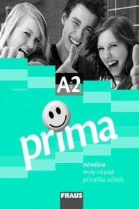 Friederike Jin: Prima A2/díl 3 - příručka učitele cena od 237 Kč