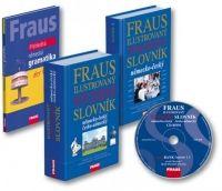 FRAUS studijní komplet 4 v 1 - německý jazyk cena od 499 Kč