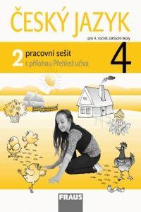 Kolektiv autorů: Český jazyk 4/2 pro ZŠ - pracovní sešit cena od 40 Kč