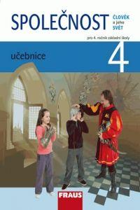 Společnost 4 - Učebnice cena od 86 Kč